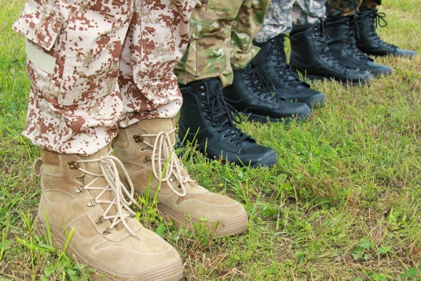 Cognitive behavioral therapy used to address military suicides