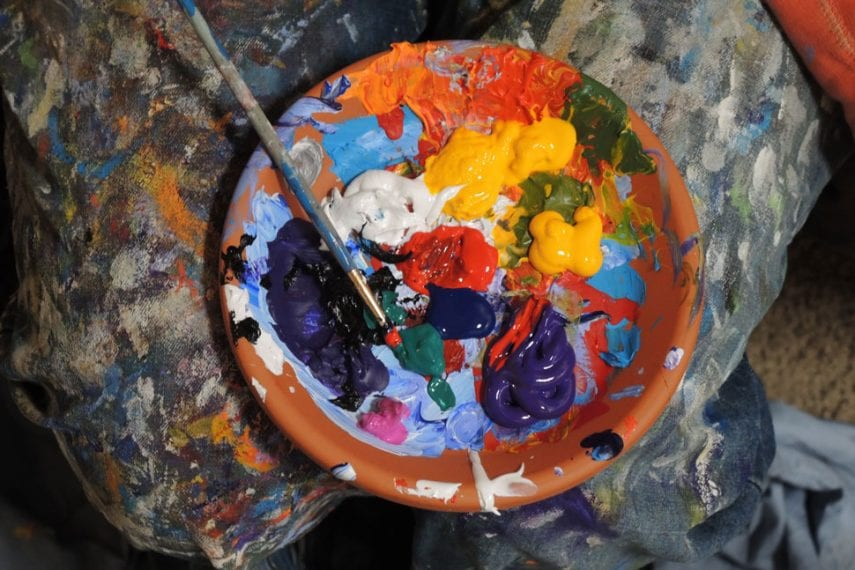How Art Therapy Can Help Free You from Trauma-Induced Addiction