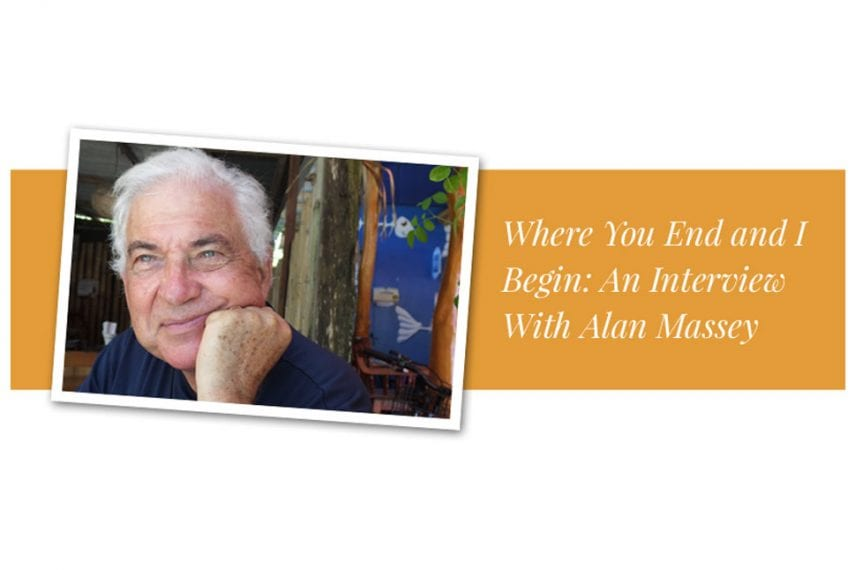 Where You End and I Begin: An Interview With Alan Massey on Addiction, Codependency, and How Families Can Heal
