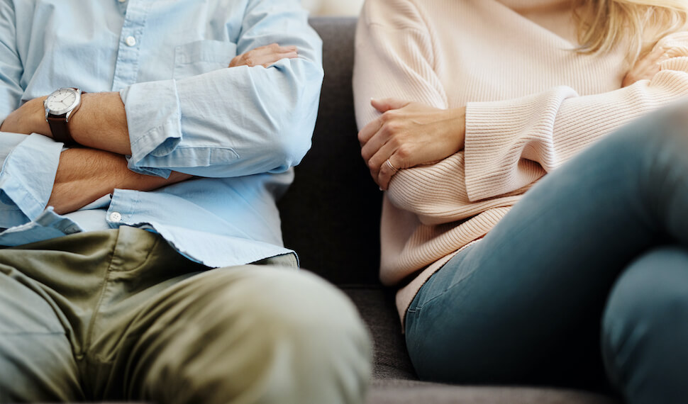 The Effects of Living With an Alcoholic Spouse